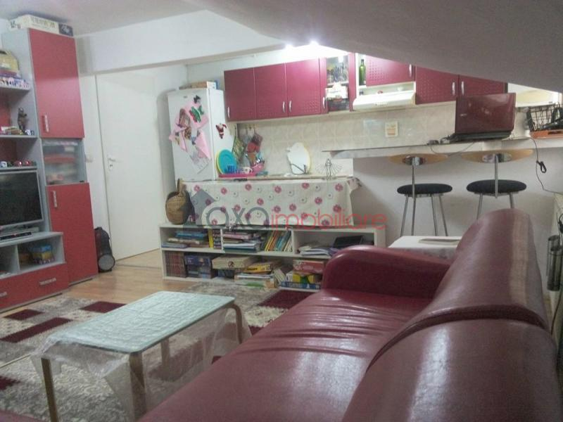 Apartment 2 rooms for  sell in Cluj Napoca, Manastur ID 2503