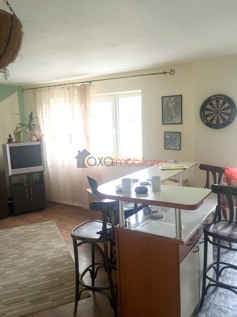 Apartment 3 rooms for  sell in Cluj Napoca, Manastur ID 2525