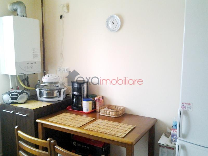 Apartment 2 rooms for  sell in Cluj Napoca, Manastur ID 2566