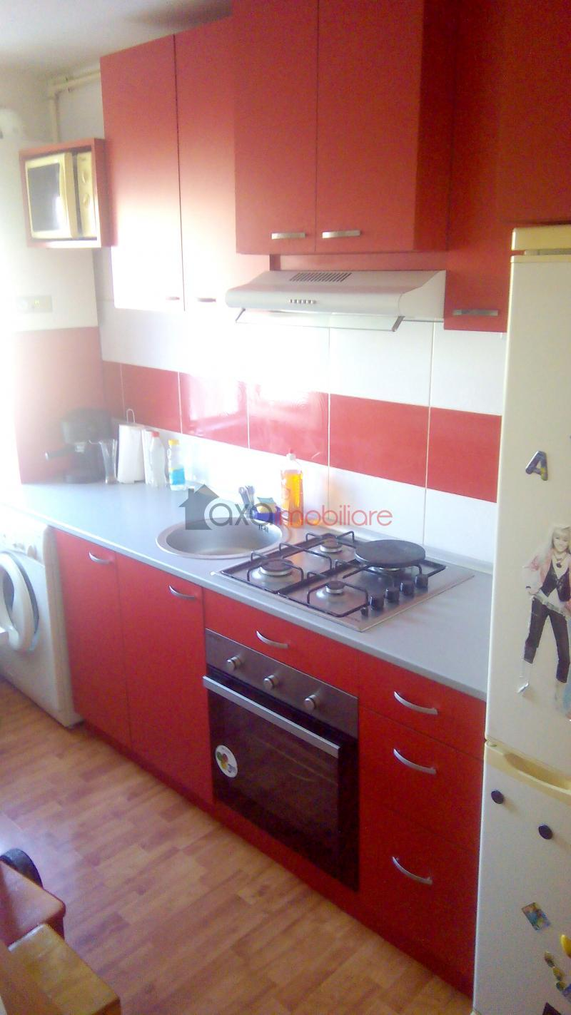 Apartment 3 rooms for  sell in Cluj Napoca, Manastur ID 2571