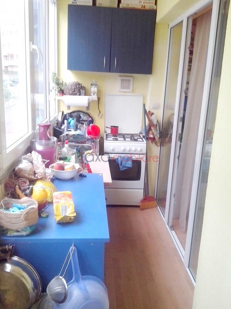 Apartment 2 rooms for  sell in Cluj Napoca, Manastur ID 2580