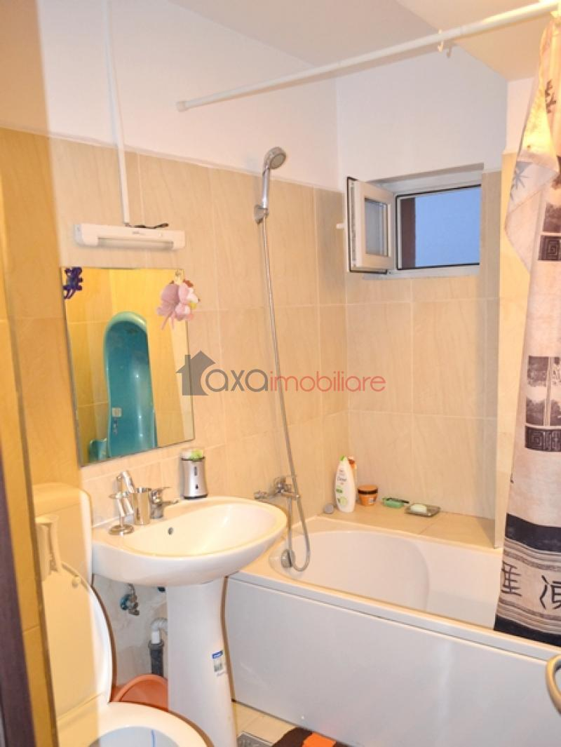 Apartment 2 rooms for  sell in Cluj Napoca, BACIU ID 2695