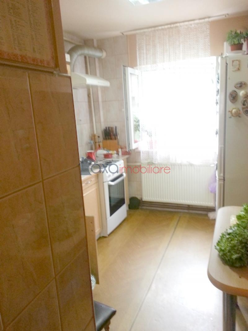 Apartment 3 rooms for  sell in Cluj Napoca, Marasti ID 2770