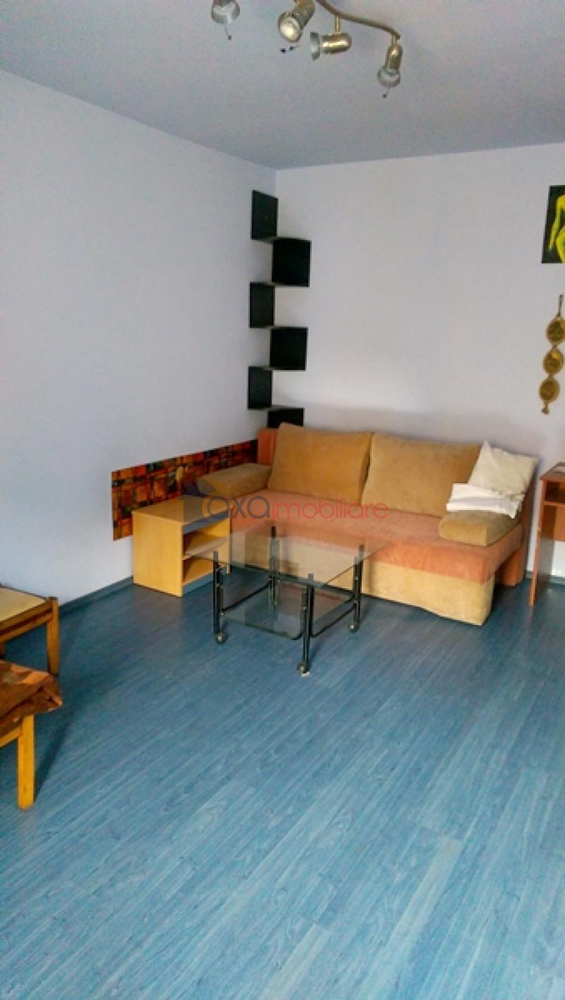 Apartment 2 rooms for  sell in Cluj Napoca, Manastur ID 2844