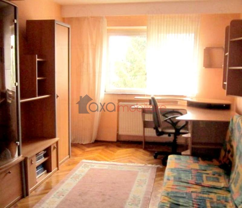 Apartment 3 rooms for  sell in Cluj Napoca, Gradini Manastur ID 2860