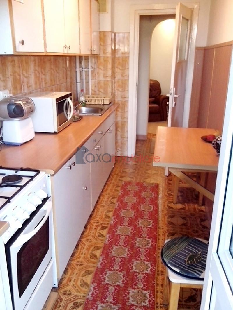 Apartment 3 rooms for  sell in Cluj Napoca, Manastur ID 2936