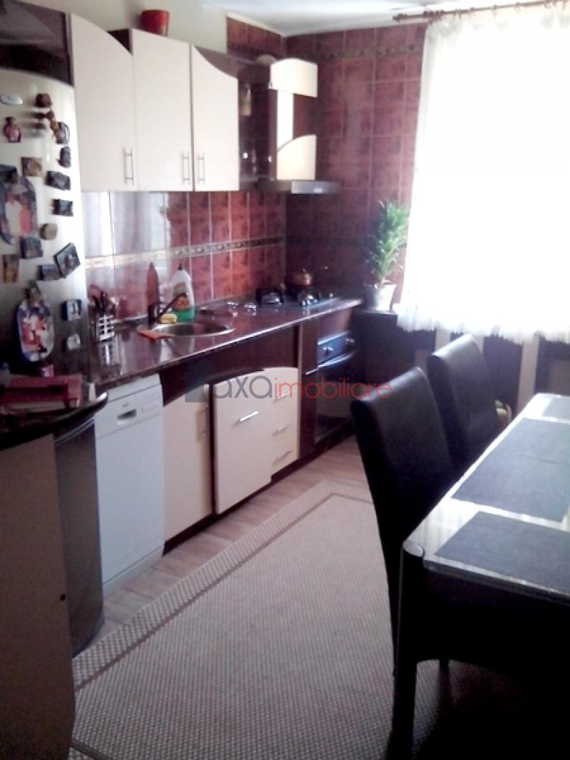 Apartment 3 rooms for  sell in Cluj Napoca, Plopilor ID 2954
