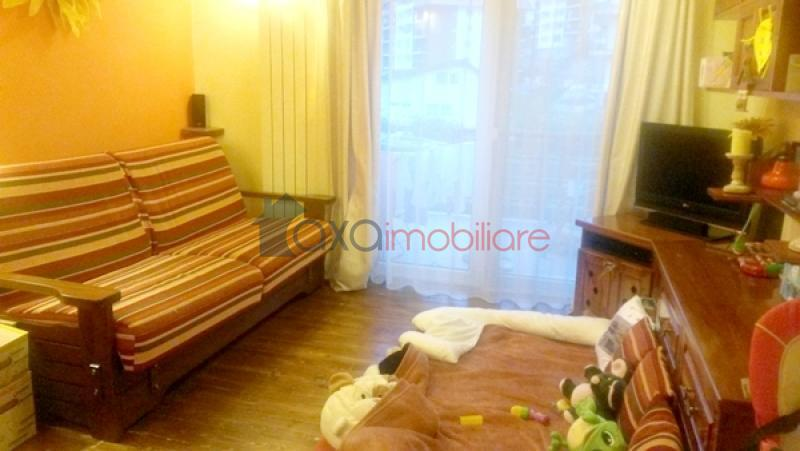 Apartment 3 rooms for  sell in Cluj Napoca, Manastur ID 2960