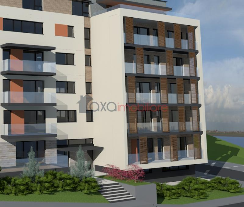 Apartment 2 rooms for  sell in Cluj Napoca, Zorilor ID 2972