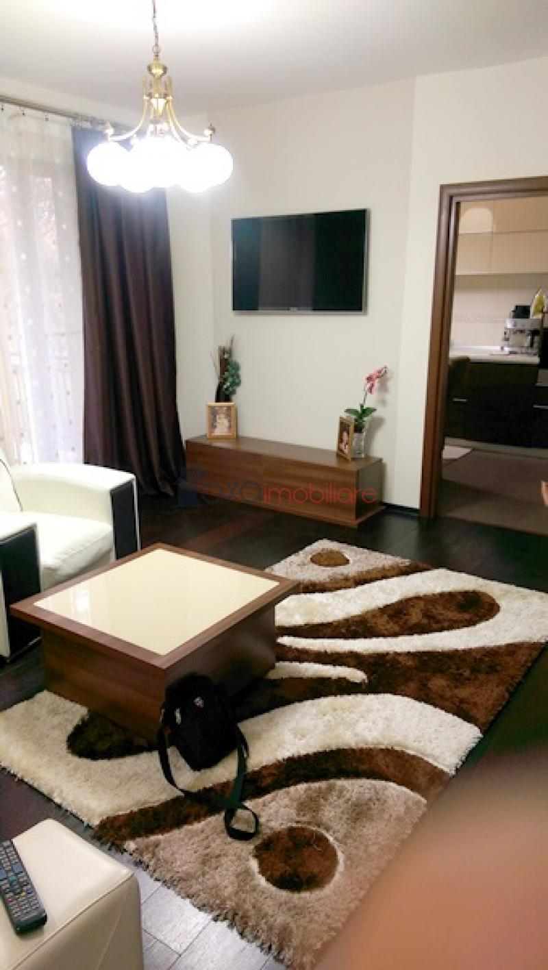 Apartment 3 rooms for  sell in Cluj Napoca, Dambul Rotund ID 3052