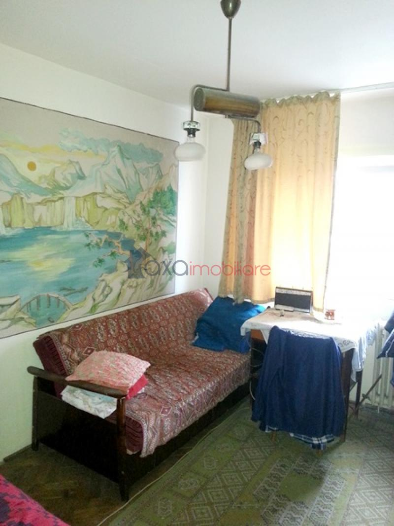 Apartment 3 rooms for  sell in Cluj Napoca, Marasti ID 3106