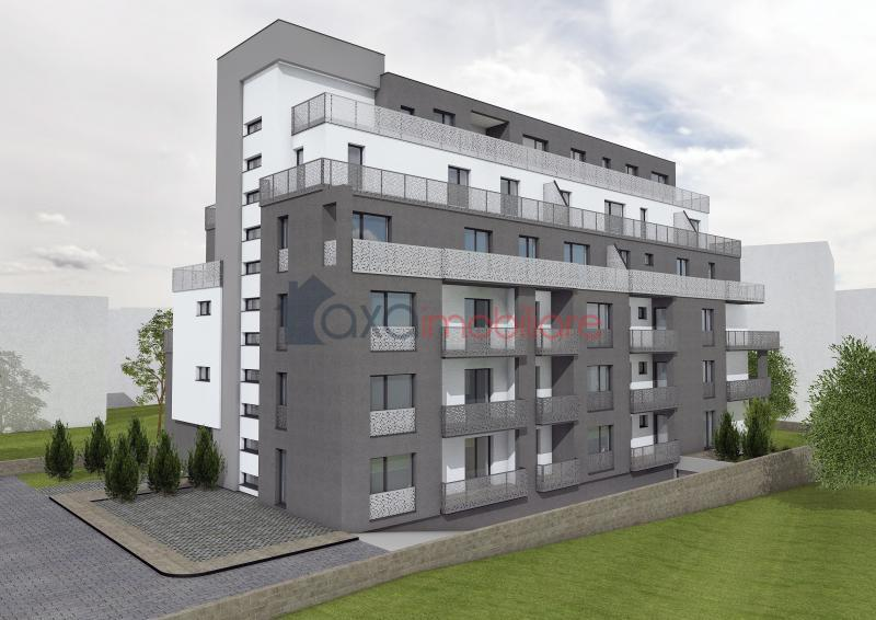 Apartment 2 rooms for  sell in Cluj Napoca, Gradini Manastur ID 3120