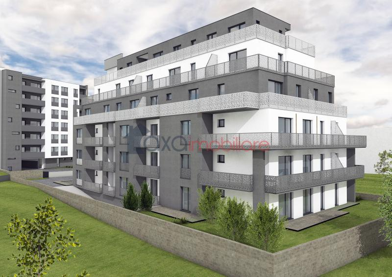 Apartment 3 rooms for  sell in Cluj Napoca, Gradini Manastur ID 3131