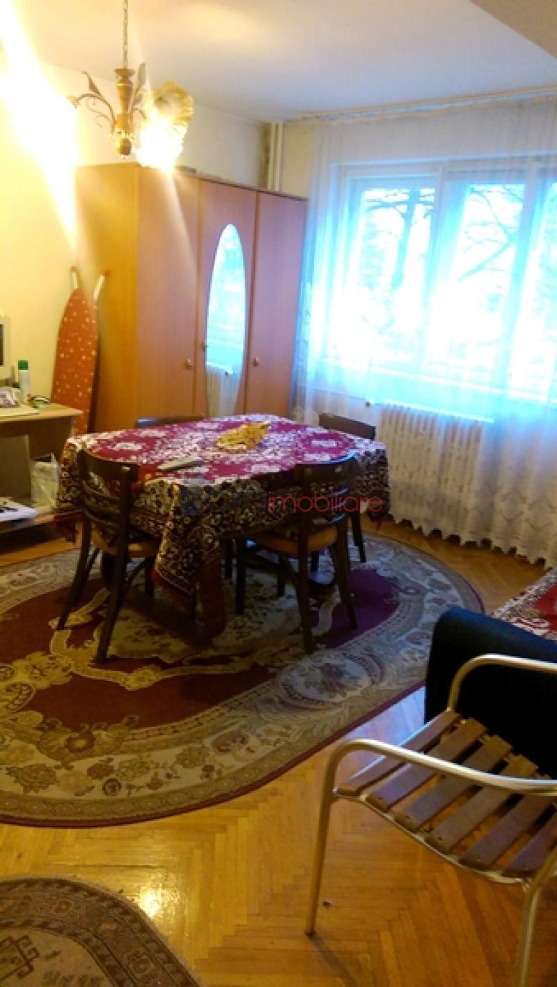 Apartment 3 rooms for  sell in Cluj Napoca, Manastur ID 3137