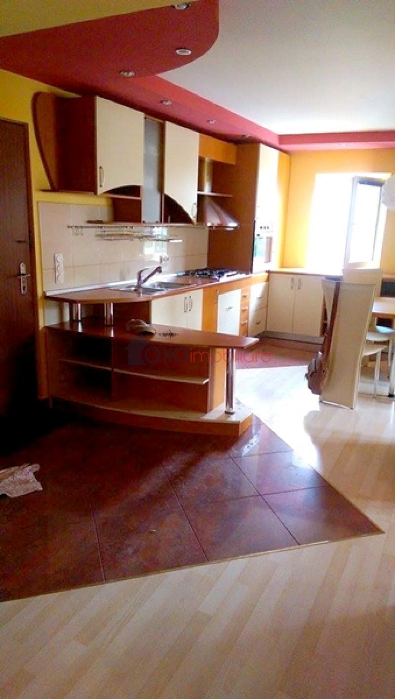 Apartment 3 rooms for  sell in Cluj Napoca, Plopilor ID 3227