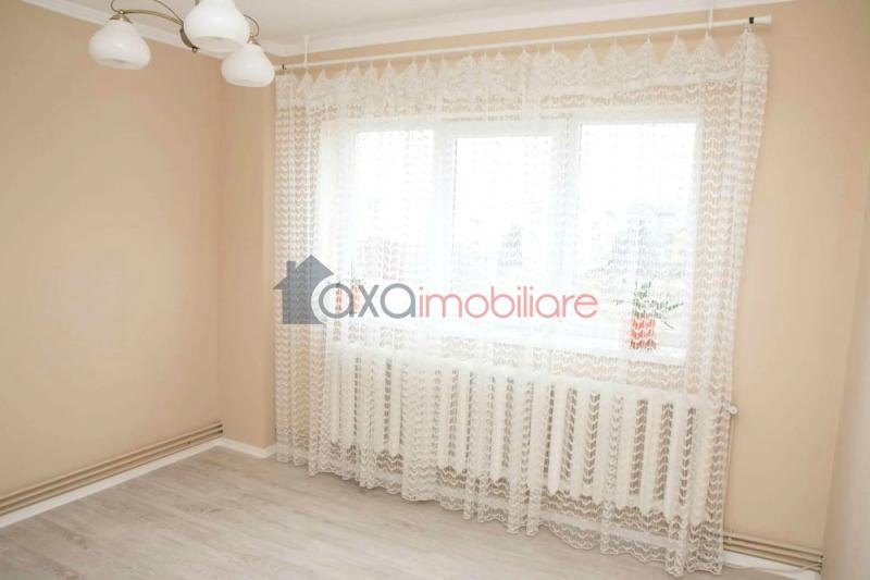 Apartment 2 rooms for  sell in Cluj Napoca, Intre Lacuri ID 3313