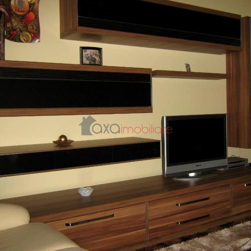 Apartment 3 rooms for  sell in Cluj Napoca, Manastur ID 3375