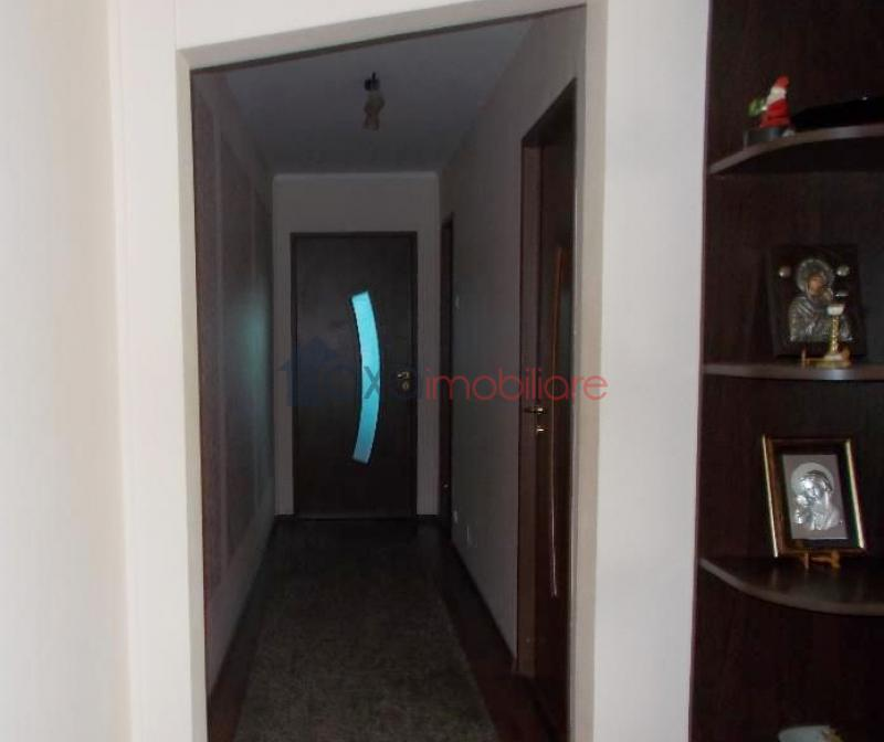 Apartment 3 rooms for  sell in Cluj Napoca, Manastur ID 3390