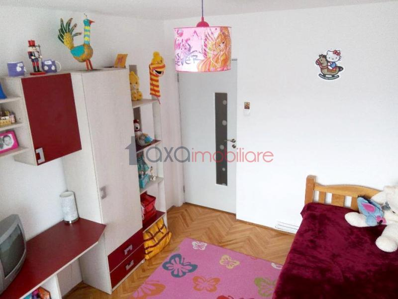 Apartment 3 rooms for  sell in Cluj Napoca, Manastur ID 3402
