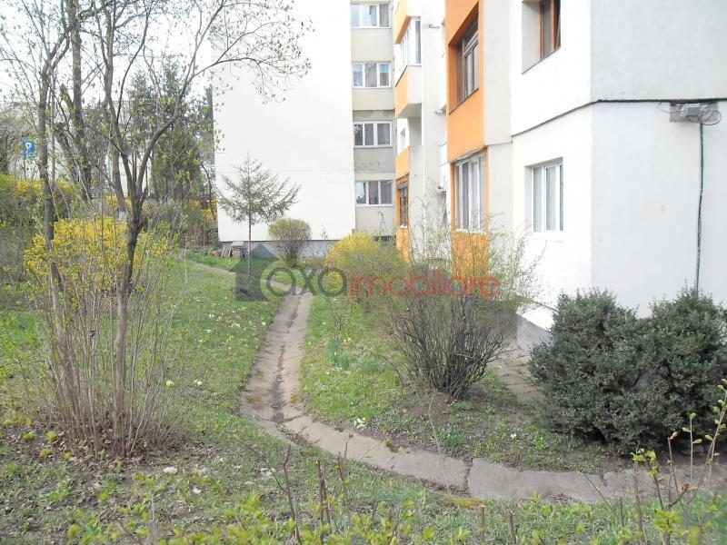 Apartment 3 rooms for  sell in Cluj Napoca, Manastur ID 3411