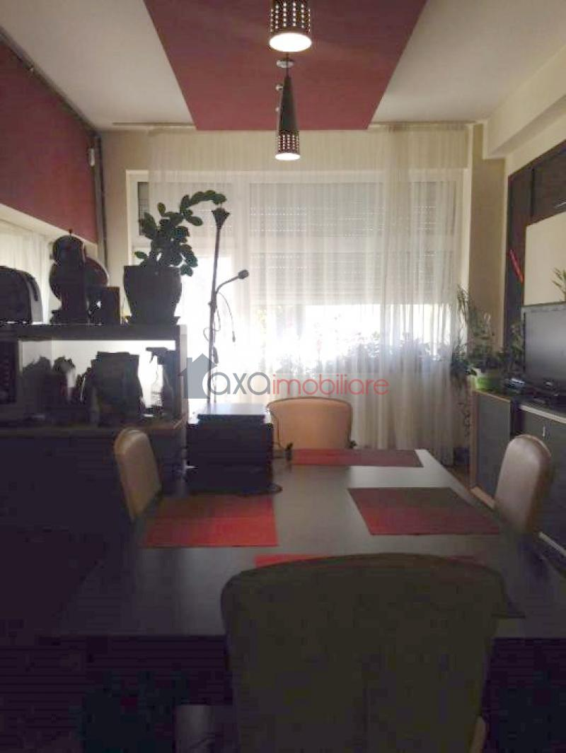 Apartment 3 rooms for  sell in Cluj Napoca, Plopilor ID 3412
