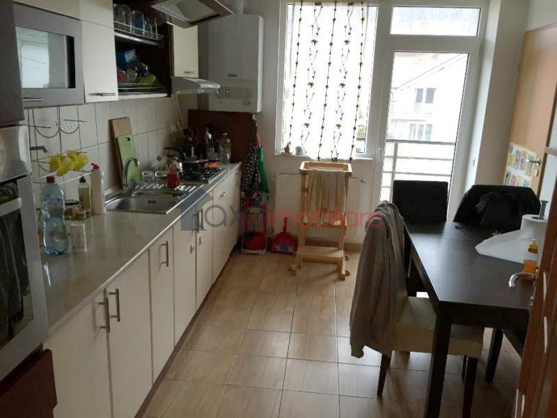 Apartment 3 rooms for  sell in Cluj Napoca, Manastur ID 3414