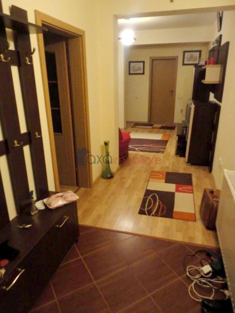 Apartment 3 rooms for  sell in Cluj Napoca, Manastur ID 3428