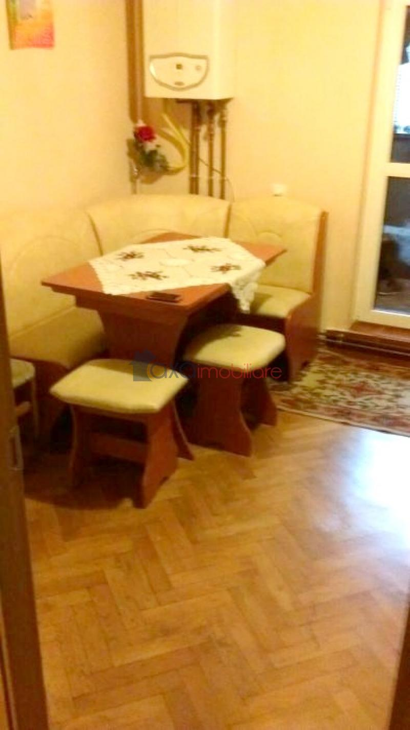Apartment 3 rooms for  sell in Cluj Napoca, Manastur ID 3430