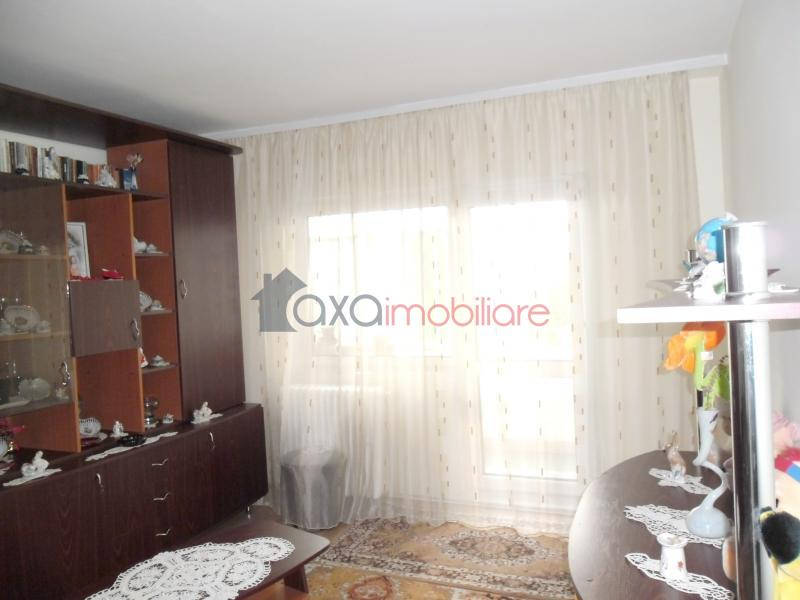 Apartment 3 rooms for  sell in Cluj Napoca, Marasti ID 3483
