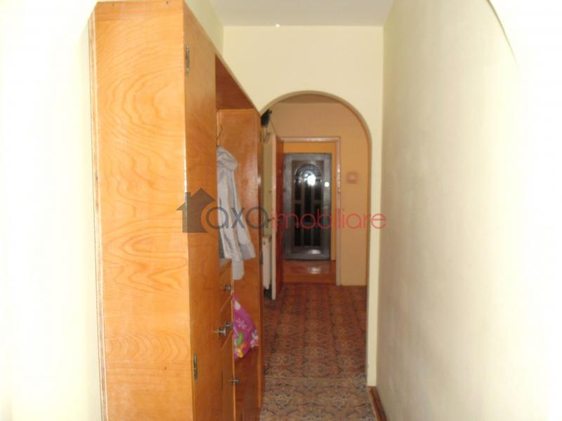 Apartment 3 rooms for  sell in Cluj Napoca, Manastur ID 3485