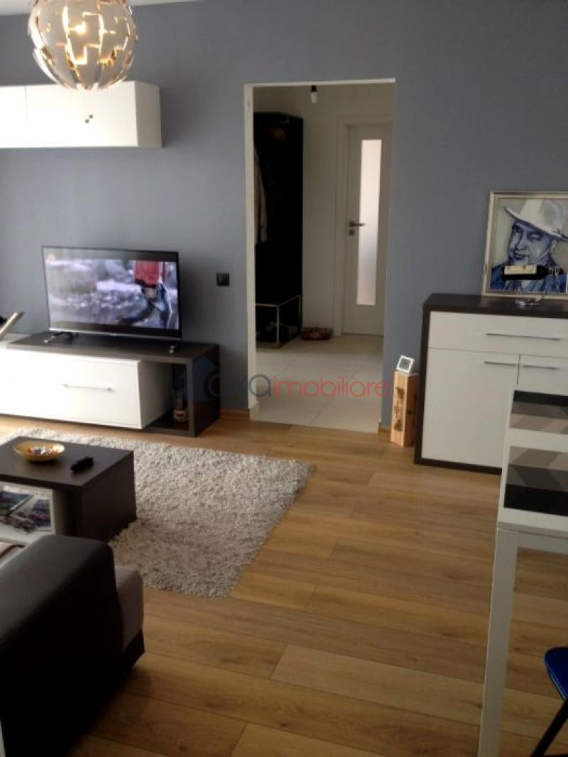 Apartment 3 rooms for  sell in Cluj Napoca, Manastur ID 3499
