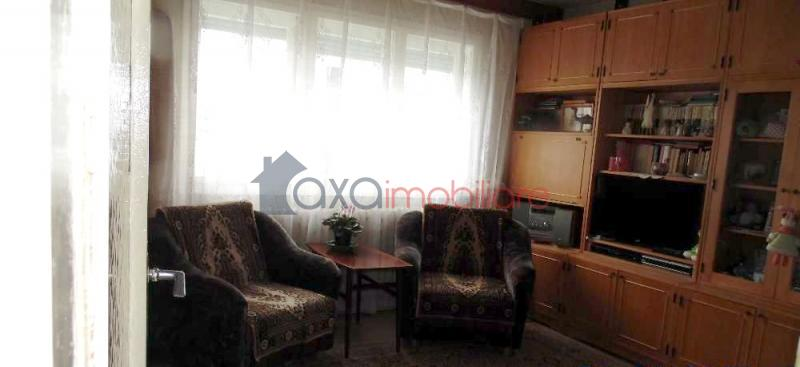 Apartment 3 rooms for  sell in Cluj Napoca, Manastur ID 3502