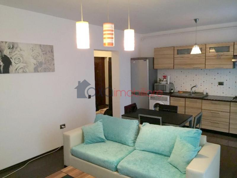 Apartment 2 rooms for  sell in Cluj Napoca, Floresti ID 3557