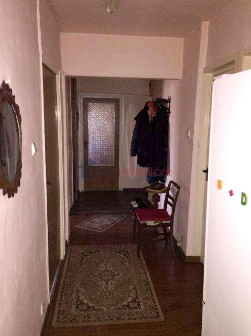 Apartment 3 rooms for  sell in Cluj Napoca, Marasti ID 3573