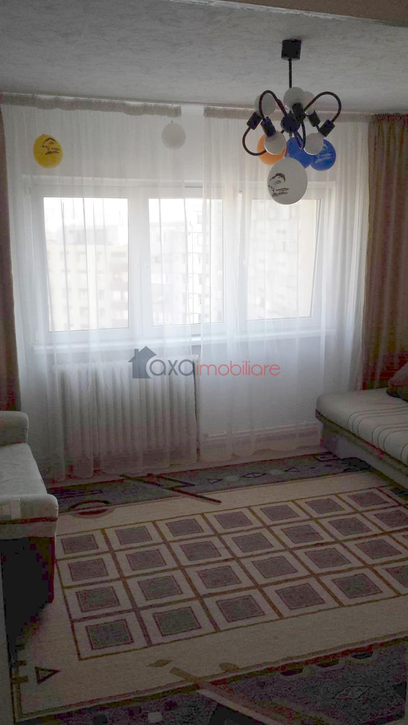 Apartment 2 rooms for  sell in Cluj Napoca, Marasti ID 3656