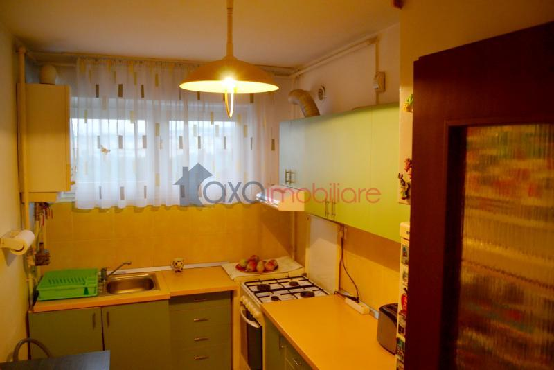 Apartment 2 rooms for  sell in Cluj Napoca, Grigorescu ID 3688