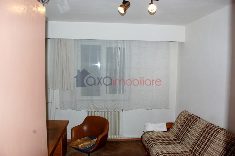 Apartment 3 rooms for  sell in Cluj Napoca, Manastur ID 3736