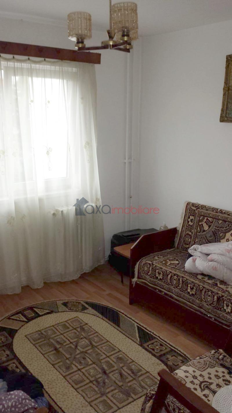 Apartment 3 rooms for  sell in Cluj Napoca, Manastur ID 3751
