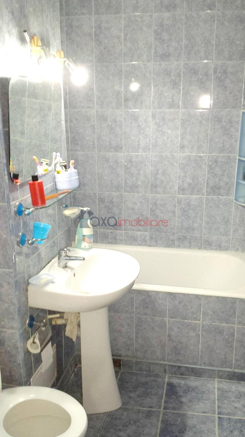 Apartment 3 rooms for  sell in Cluj Napoca, Manastur ID 3752