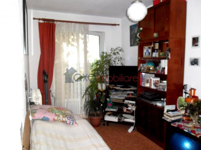 Apartment 3 rooms for  sell in Cluj Napoca, Manastur ID 3758