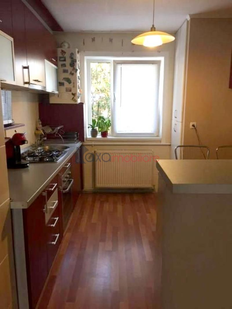 Apartment 3 rooms for  sell in Cluj Napoca, Manastur ID 3760