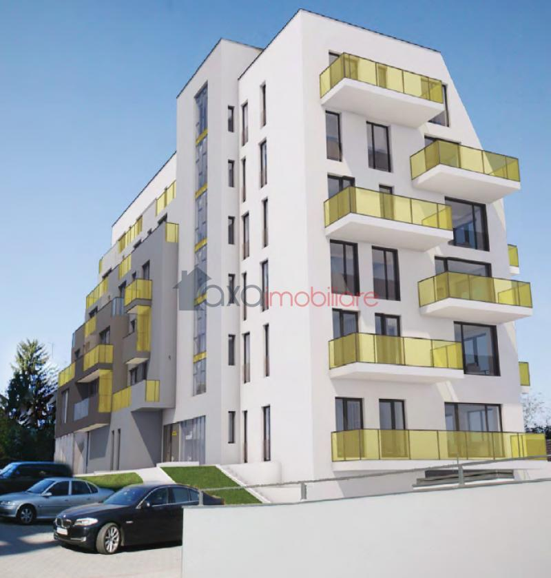 Apartment 3 rooms for  sell in Cluj Napoca, Gheorgheni ID 3779
