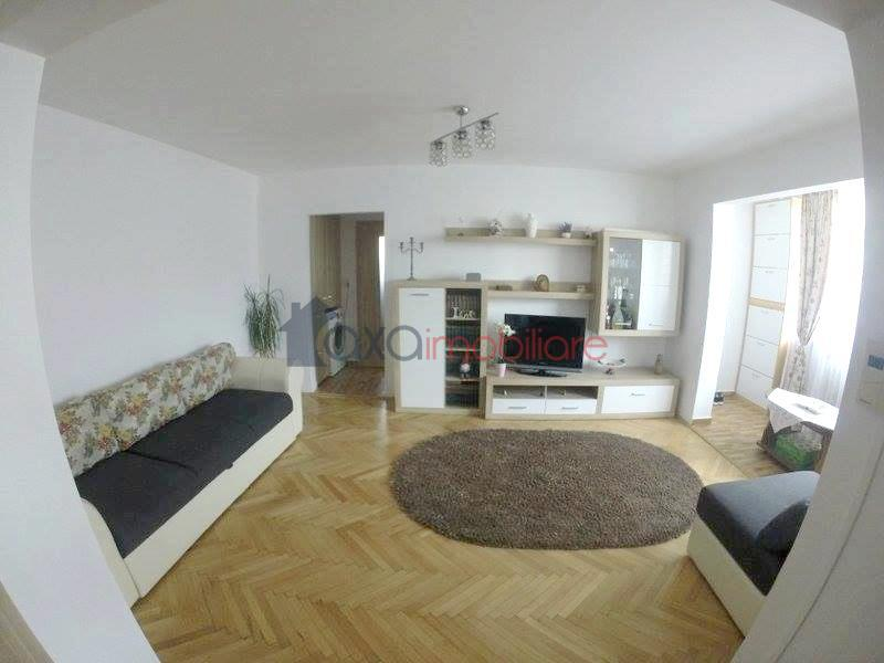 Apartment 3 rooms for  sell in Cluj Napoca, Manastur ID 3828