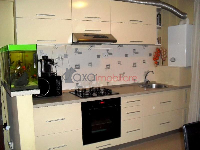 Apartment 3 rooms for  sell in Apahida ID 3830