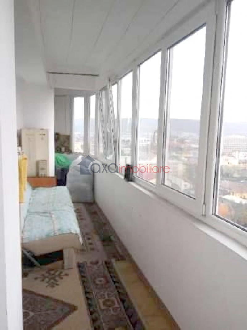 Apartment 2 rooms for  sell in Cluj Napoca, Marasti ID 3854