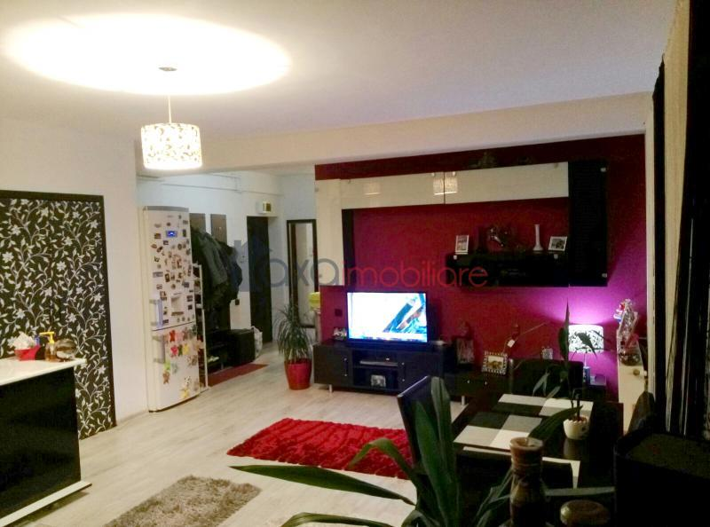 Apartment 2 rooms for  sell in Cluj Napoca, Floresti ID 3905