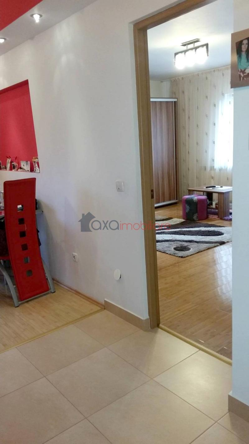Apartment 2 rooms for  sell in Cluj Napoca, Manastur ID 3919