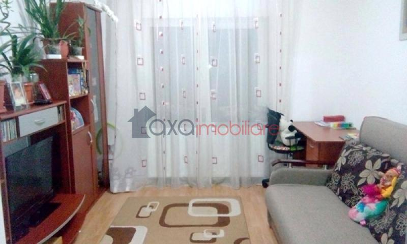 Apartment 3 rooms for  sell in Cluj Napoca, Manastur ID 3956