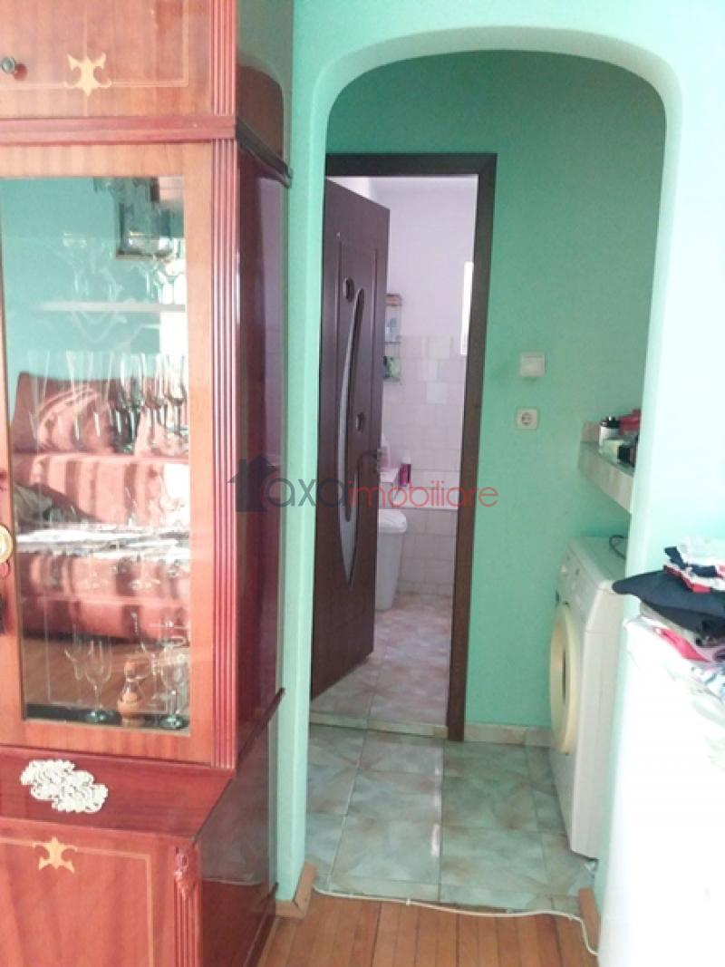 Apartment 2 rooms for  sell in Cluj Napoca, Marasti ID 4183