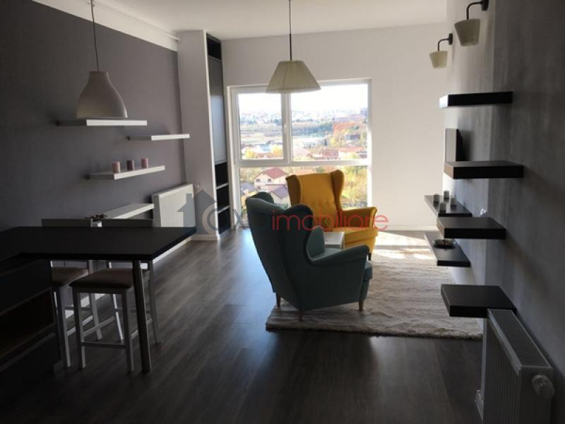 Apartment 2 rooms for  sell in Cluj Napoca, Gheorgheni ID 4372